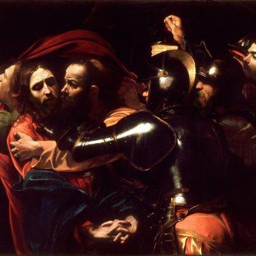 Judas y Jesús