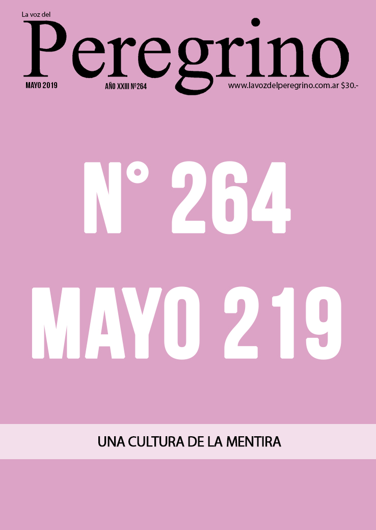 la voz del peregrino mayo 2019